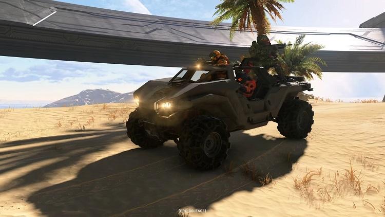 У Razorback будет крепление для перевозки тяжёлых предметов вроде турелей