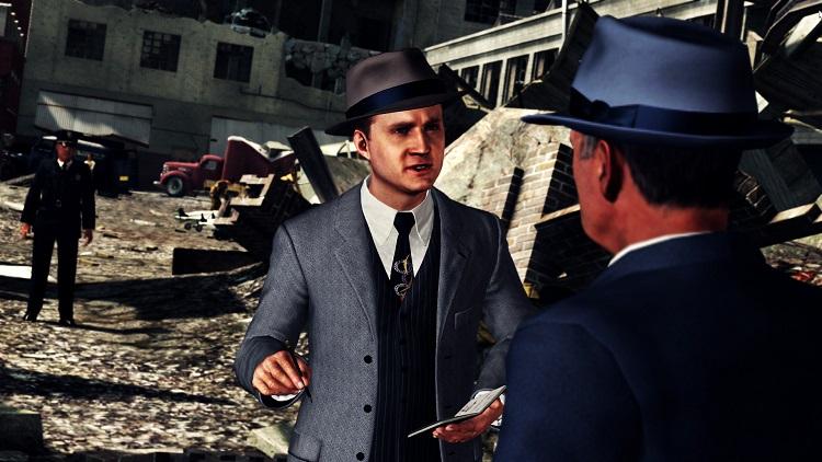 Как такового мультиплеера в L.A. Noire нет
