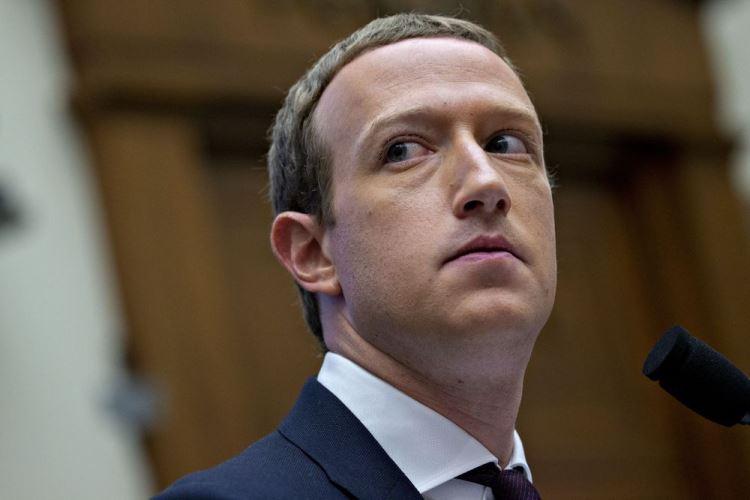 Марк Цукерберг / Изображение: Andrew Harrer / Bloomberg