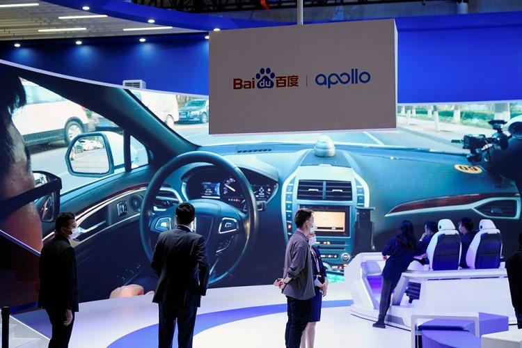 Baidu пообещала обеспечить услугами роботакси 3 млн пользователей через два года