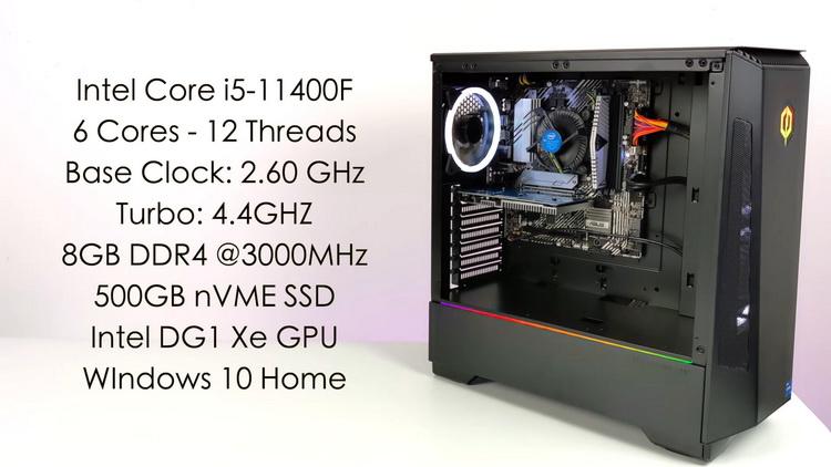 Первые игровые тесты дискретной видеокарты Intel Iris Xe (DG1) — почти 30 FPS в Cyberpunk 20771