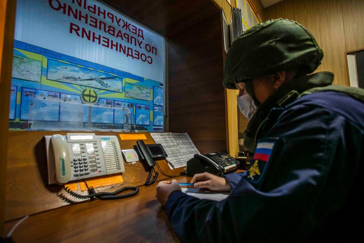 Здесь и ниже изображения Министерства обороны Российской Федерации