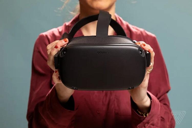"""Очередное обновление добавило массу функций VR-гарнитуре Oculus Quest"""""""