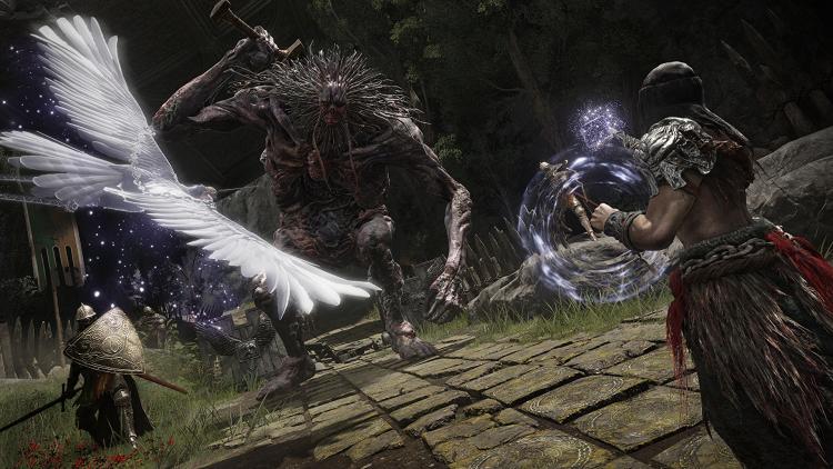 Джордж Мартин завершил работу над Elden Ring «несколько лет назад» и назвал игру «продолжением Dark Souls»1