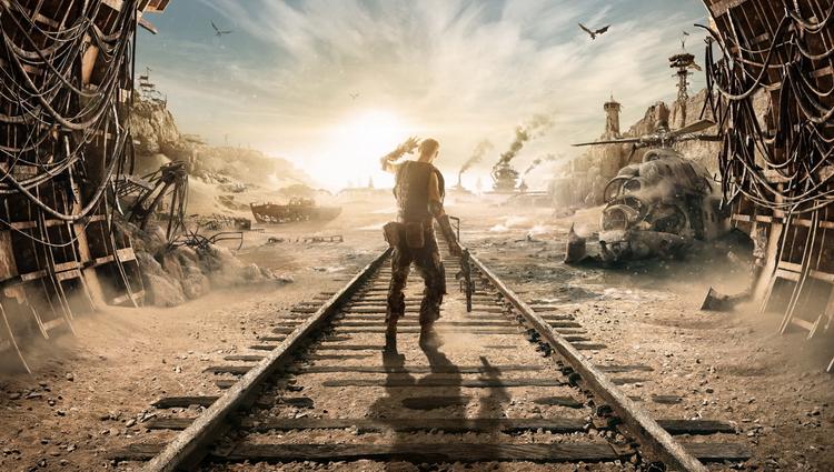 Metro Exodus. Источник: 4A Games