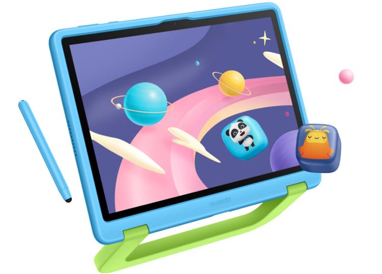 """Детский планшет Huawei MatePad T 10 Kids Edition получил 9,7"""" экран с перьевым управлением"""""""