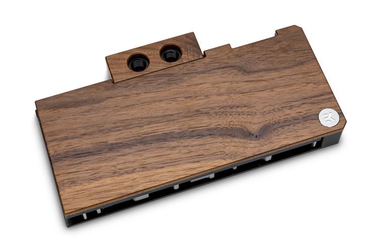 Водоблок EK Lignum для видеокарт NVIDIA GeForce RTX 3080/3090 получил отделку из дерева2