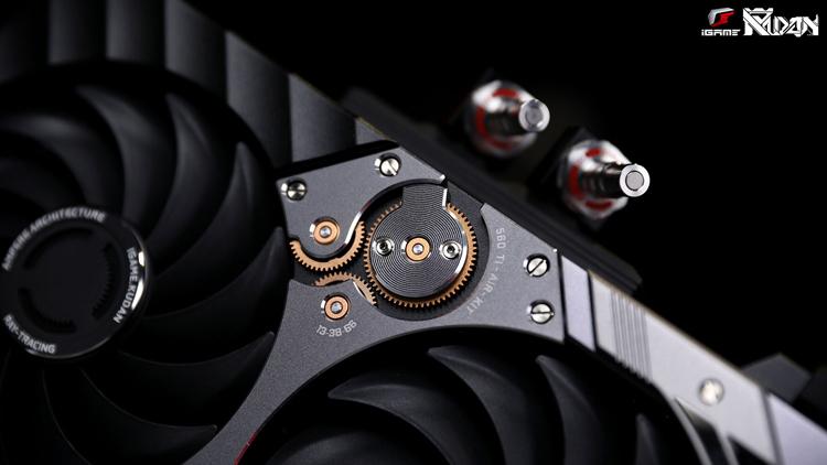 Colorful представила самую дорогую GeForce RTX 3090 — уникальная iGame Kudan с гибридным охлаждением оценена в $50001