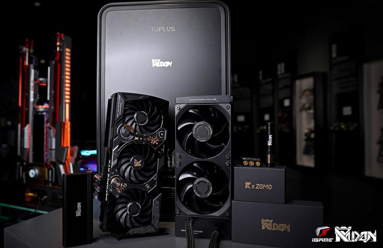 Colorful представила самую дорогую GeForce RTX 3090 — уникальная iGame Kudan с гибридным охлаждением оценена в $50003