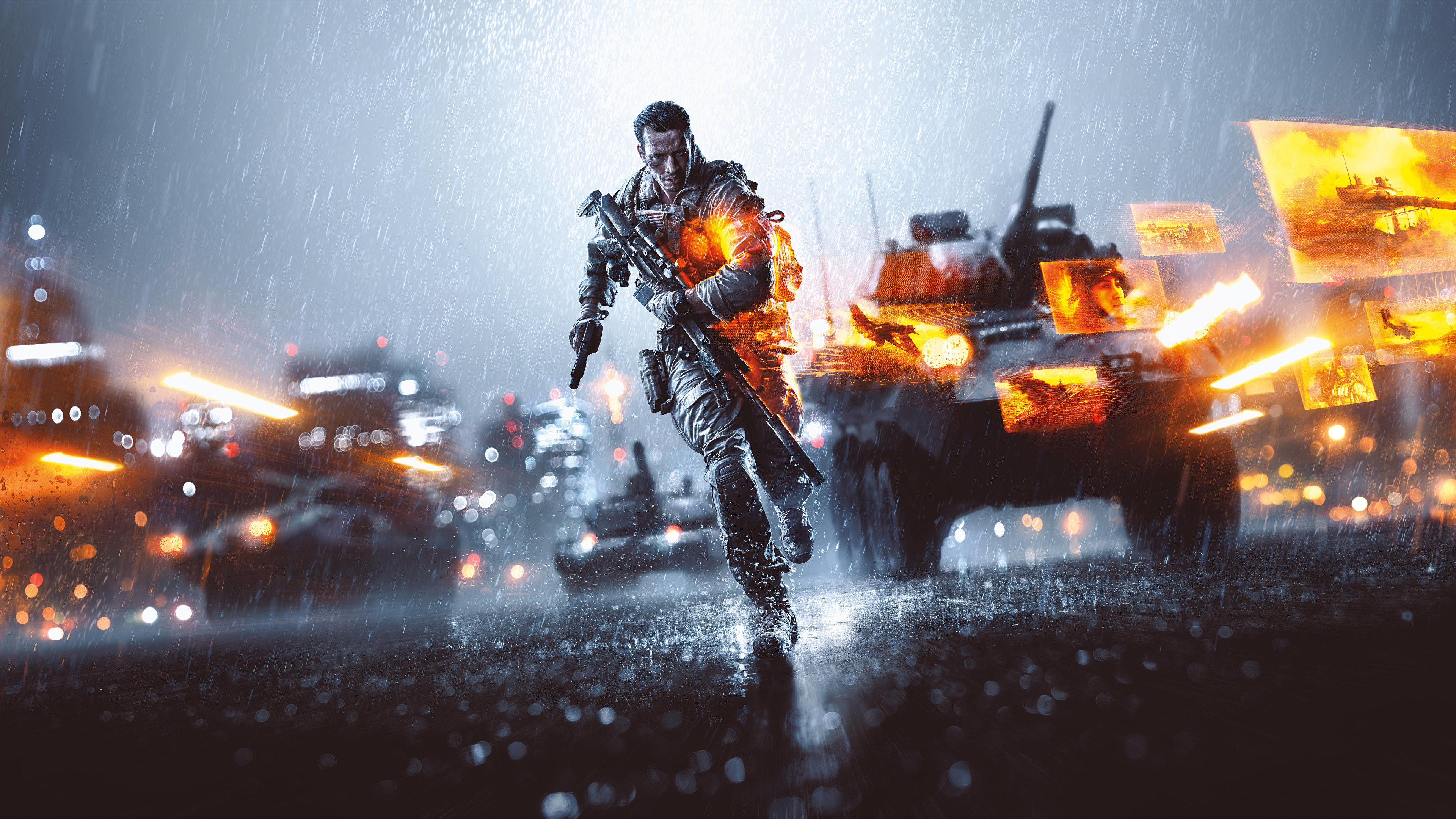 EA увеличила мощности серверов Battlefield 4 после выхода трейлера Battlefield 2042