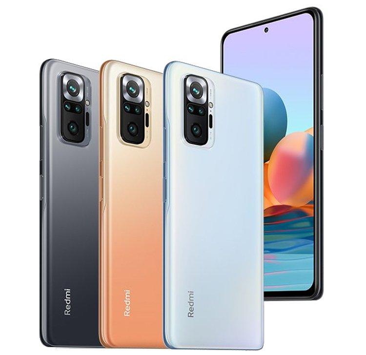 Покупателям смартфонов POCO X3 Pro, Redmi Note 10 PRO и Redmi Note 10S предложат скидки и подарки в рамкахраспродажи AliExpress 6181