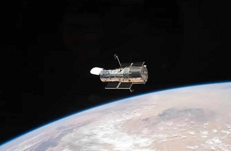 Космический телескоп «Хаббл» / Изображение: NASA