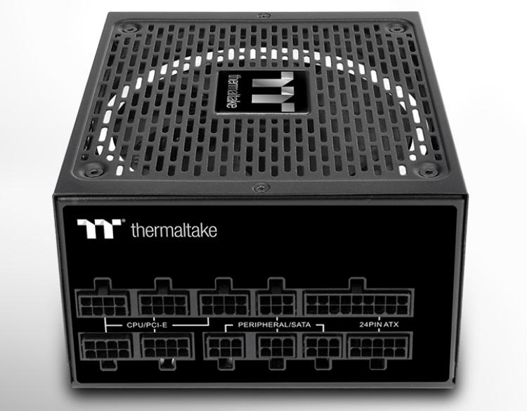 Новый блок питания Thermaltake Toughpower GF1 имеет мощность 1200 Вт