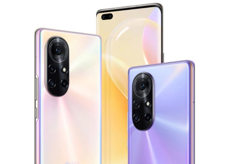 Nova 8 Pro 5G / здесь и ниже изображения Huawei