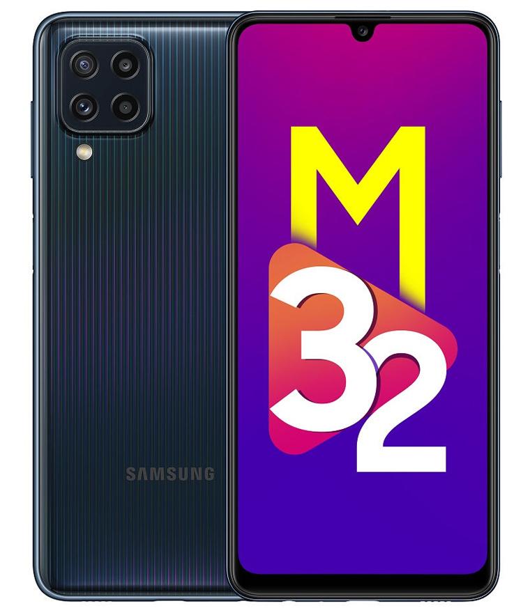 Samsung представила смартфон Galaxy M32 за $200 с дисплеем AMOLED и батареей на 6000 мАч