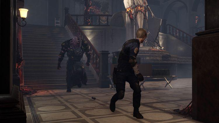 Dead by Daylight — Resident Evil Chapter. Источник изображения: Steam