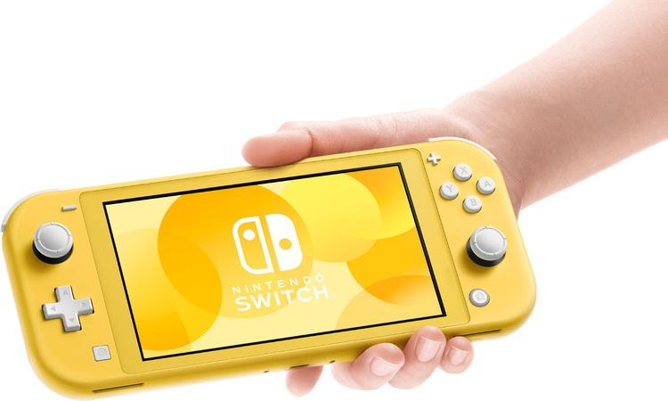 Nintendo Switch Lite. Источник: Nintendo