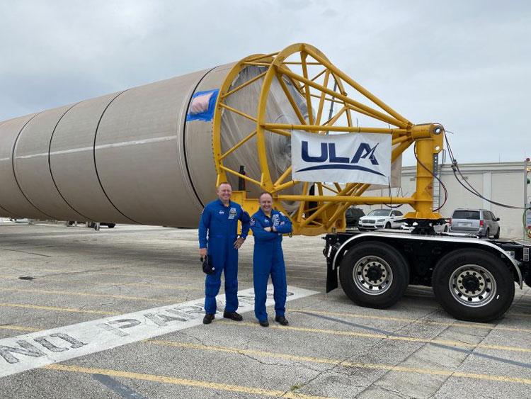 Первый экипаж астронавтов для пилотирования Boeing CST-100 Starliner. Источник изображения: NASA