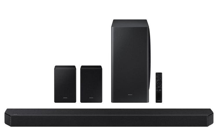 Samsung выпустила первую в мире звуковую систему формата 11.1.4— её оценили в 104 990 рублей