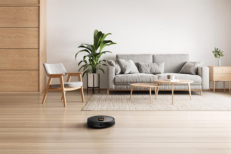 Realme предоставляет скидку $96 на дебютный робот-пылесос Realme TechLife Robot Vacuum