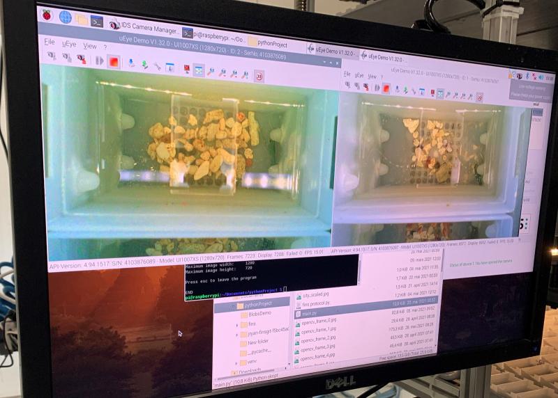 Система мониторинга омаров