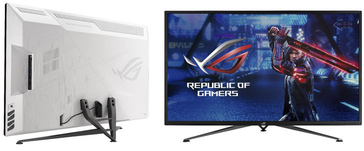 Представлены мониторы Designed for Xbox, которые раскроют все особенности Xbox Series X и S