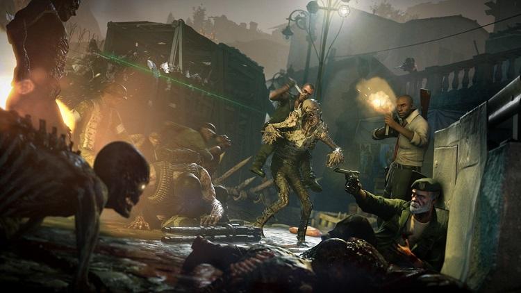 Сообщается, что персонажи Left 4 Dead не озвучены, и игрокам нужно выбрать один из существующих голосов