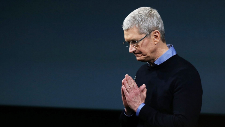 Глава Apple Тим Кук призвал Конгресс США не торопиться с принятием антимонопольных законов