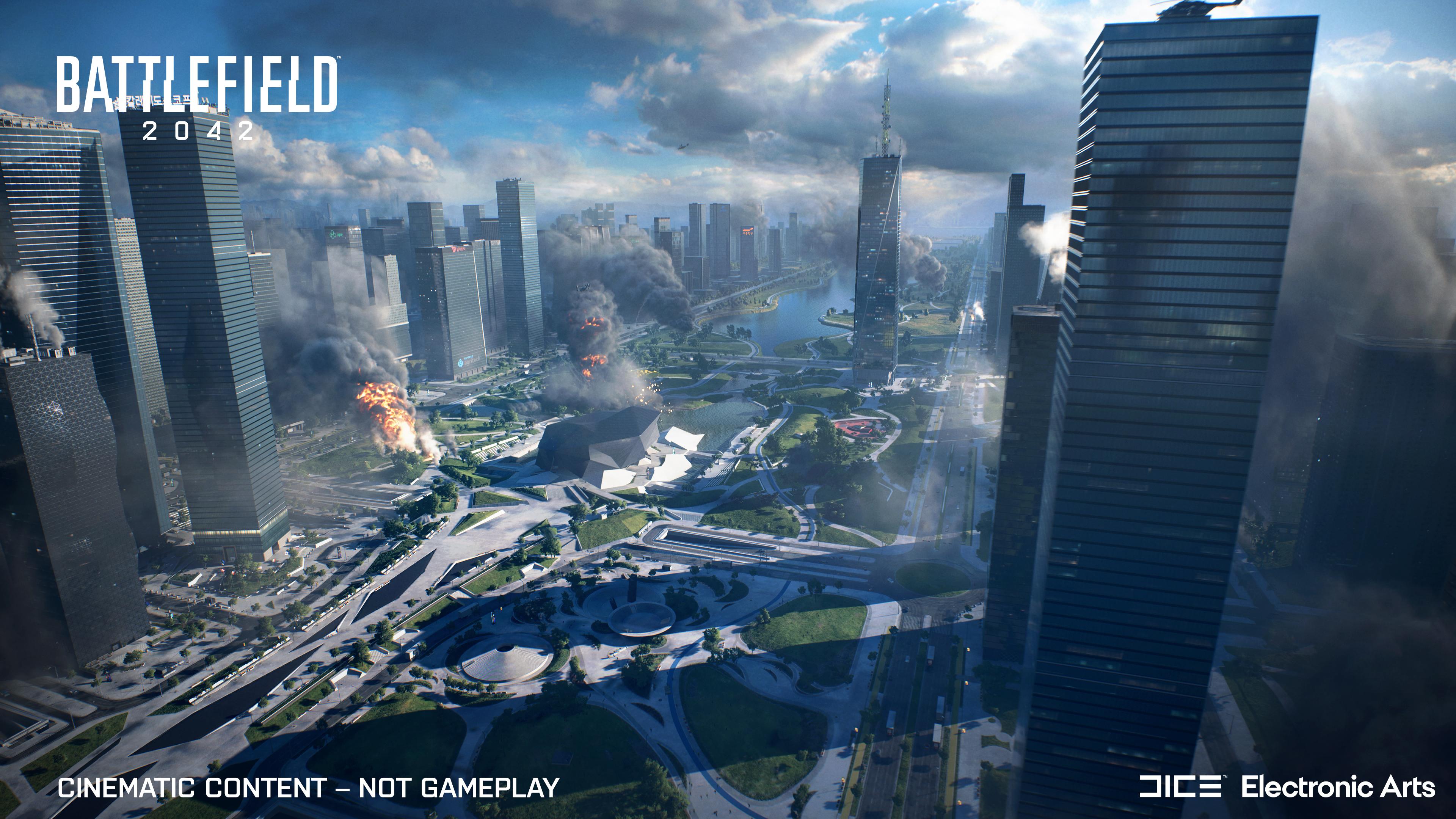 Слухи: в Battlefield 2042 появится режим Battlehub с обновлёнными картами и техникой из старых частей серии