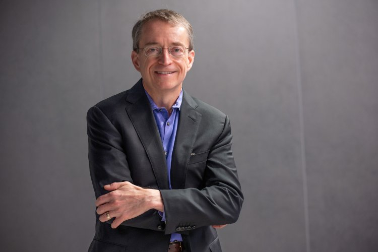 Исполнительный директор Intel Патрик Гелсингер. Источник изображения: Intel