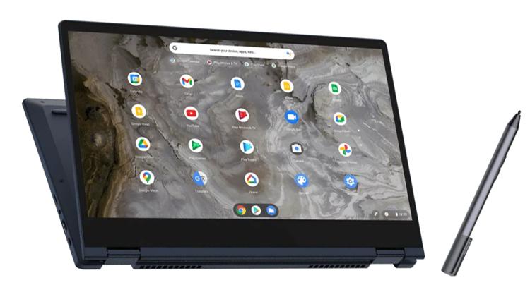 Lenovo представила продвинутые хромбуки на платформе Intel Tiger Lake