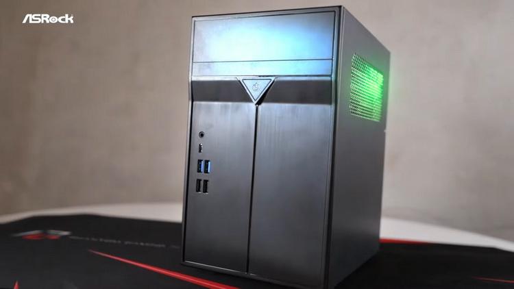 ASRock представила компактный и мощный десктоп DeskMini Max 10L, который поддерживает Ryzen 9 5950X