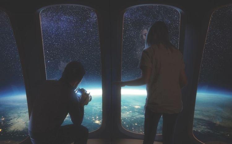 Изображение: Space Perspective