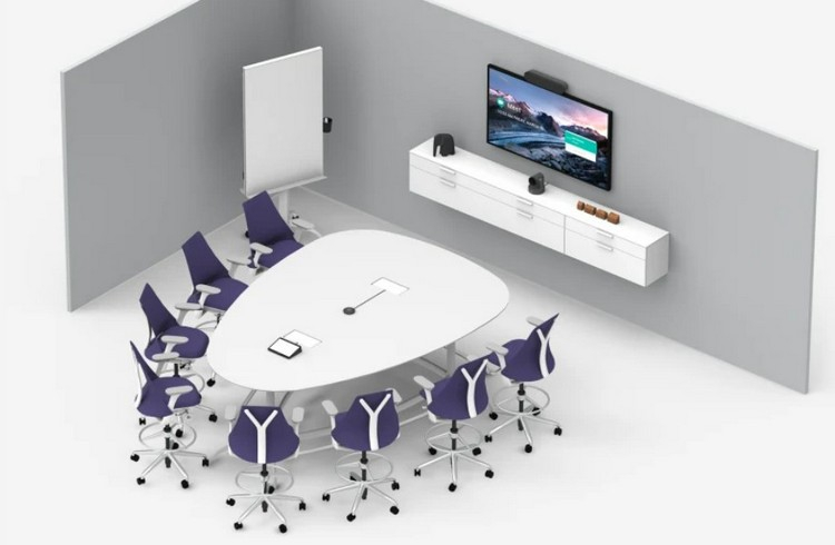 Системы видеоконференцсвязи Logitech Room Solutions теперь доступны с поддержкой Google Meet