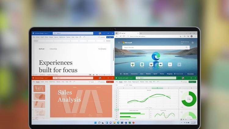 Microsoft мельком показала новый «Проводник» для Windows 11