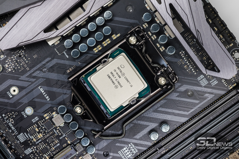 Core i5-6400