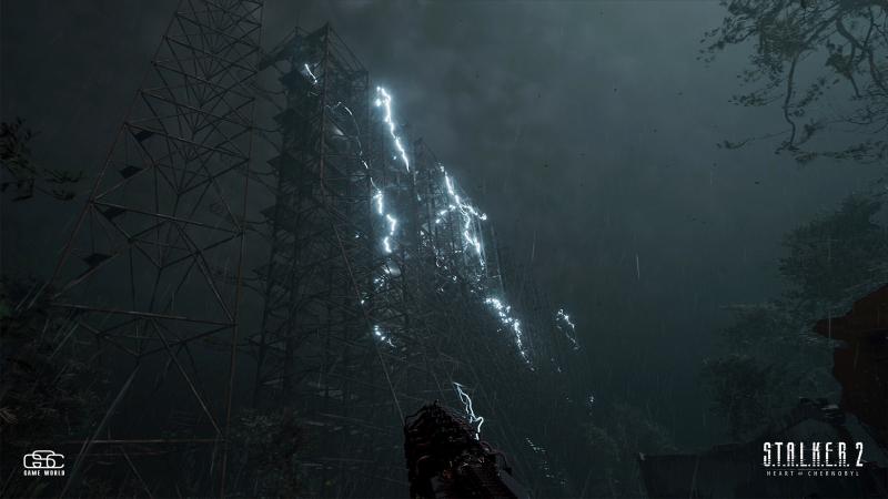 Объект «Чернобыль-2», в который так зрелищно бьёт молния в трейлере, существует в Зоне отчуждения на самом деле Источник: stalker2.com