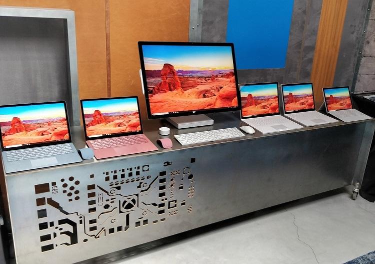 """Windows 11 не будет доступна на многих старых компьютерах Microsoft Surface"""""""