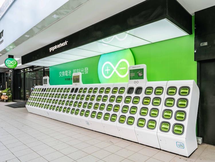 """Foxconn поможет тайваньскому производителю электроскутеров с сервисом быстрой замены батарей выйти на глобальный рынок"""""""