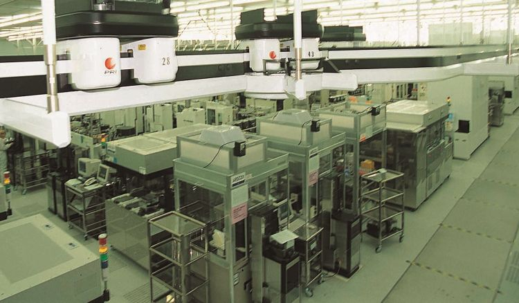 Собственное предприятие Huawei по производству полупроводниковых компонентов начнёт работу в 2022 году