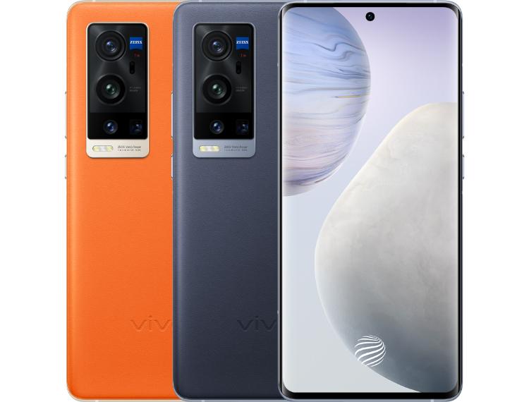Представлен смартфон Vivo X60t Pro с процессором Snapdragon 888 и 120-Гц дисплеем