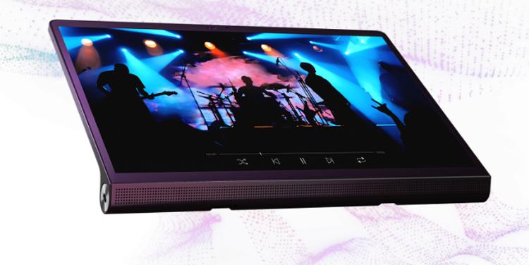 """Lenovo представила планшет Yoga Tab 13, способный работать дополнительным дисплеем"""""""