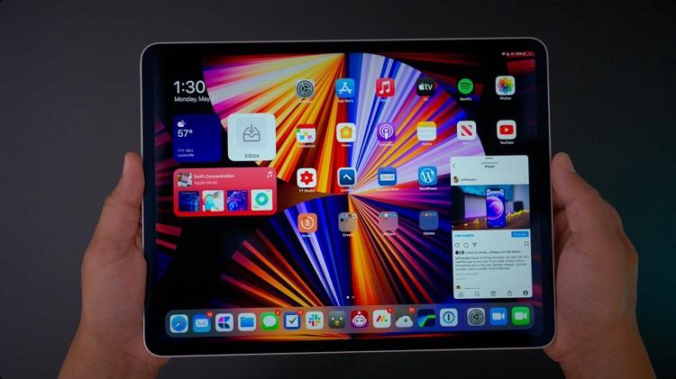 Apple планирует сделать экран iPad Pro ещё больше