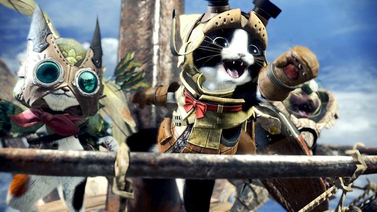Ориентиром в вопросе анимации (в том числе лицевой) для команды была Monster Hunter World