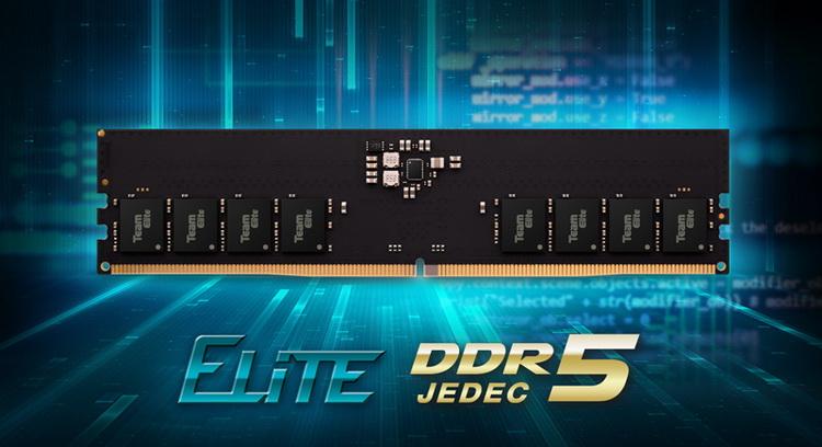 Модули памяти DDR5-4800 появились в продаже: комплект объёмом 32 Гбайт стоит $310