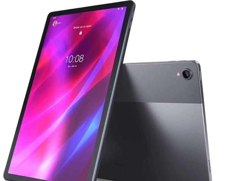 """Lenovo представила планшеты Yoga Tab 11 и Tab P11 Plus"""""""