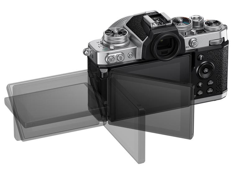 Nikon представила беззеркальный фотоаппарат Z fc формата DX в стиле ретро