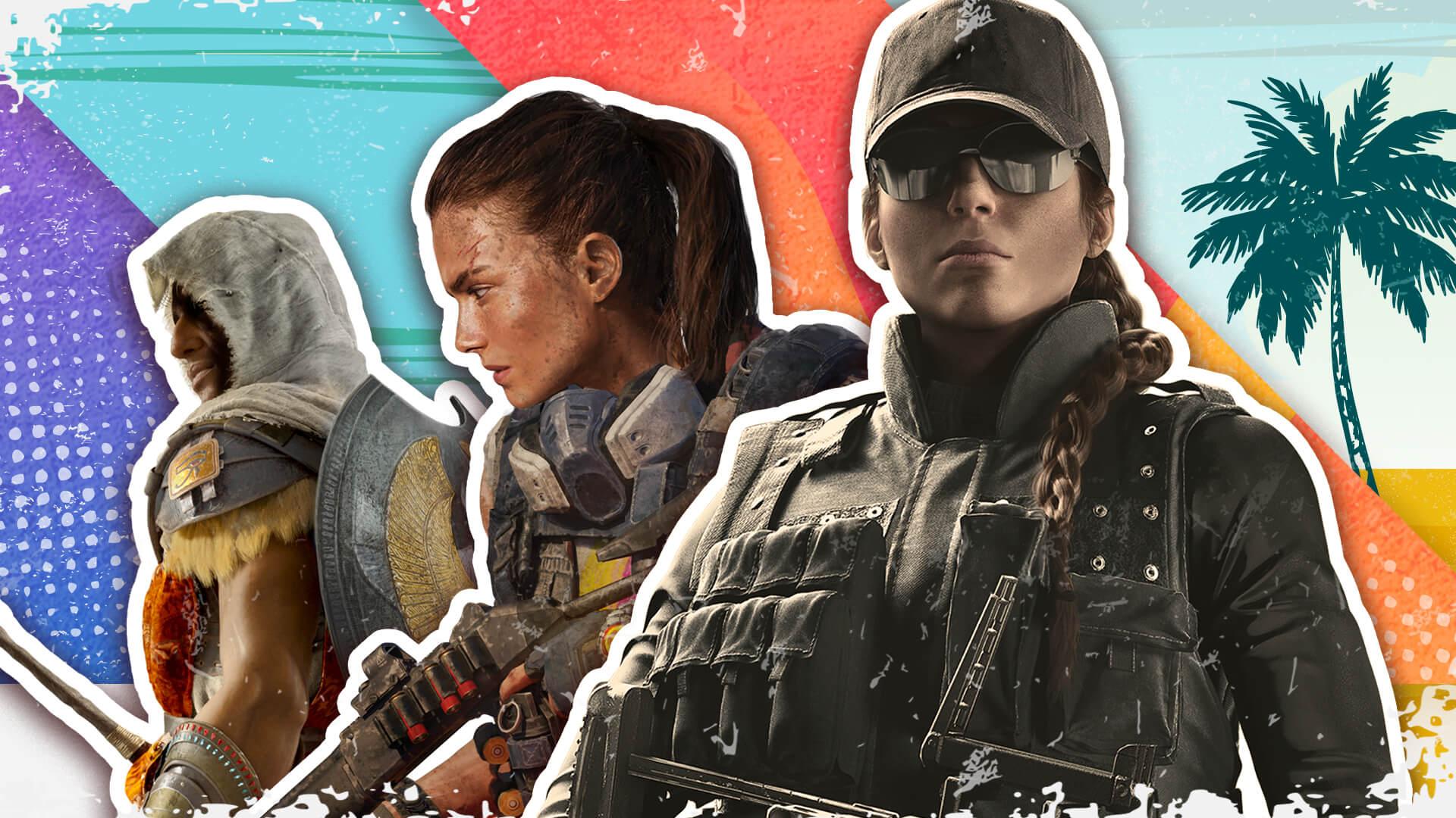 Assassins Creed Odyssey, Far Cry 5 и другие со скидками до 80 %: в Ubisoft Store началась летняя распродажа