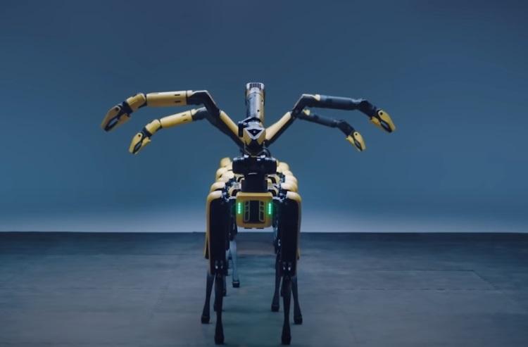 Изображение: Boston Dynamics