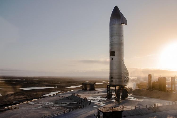 """SpaceX поставит на Starship терминалы Starlink, чтобы проверить работу интернета во время полёта в космос"""""""